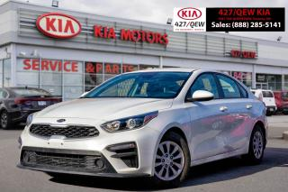 Used 2019 Kia Forte LX IVT | BLACK FRIDAY WEEK CLEAR OUT for sale in Etobicoke, ON