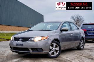 Used 2010 Kia Forte EX for sale in Etobicoke, ON
