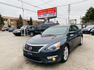 Used 2013 Nissan Altima 3.5 SV for sale in Toronto, ON