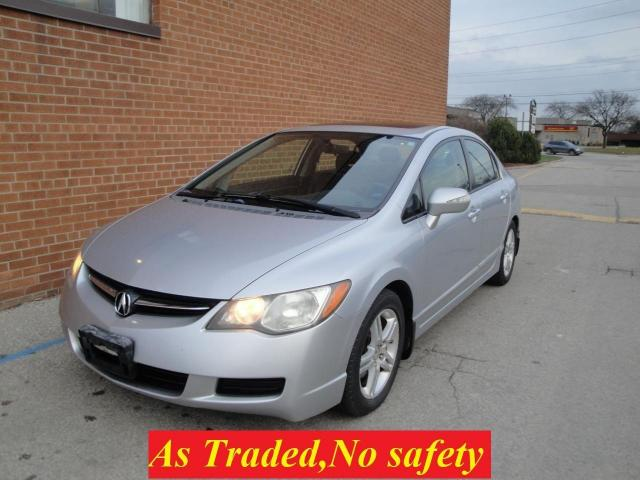 2008 Acura CSX LEATHER /SUNROOF/NO ACCIDENTS