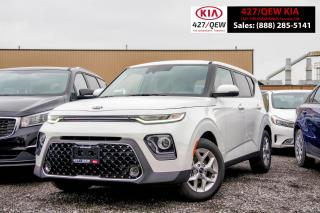 Used 2020 Kia Soul EX | Blindspot Alert | Lane Assist | Android Auto for sale in Etobicoke, ON