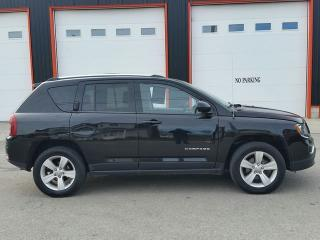Used 2016 Jeep Compass HIGH ALTITUDE 4x4 for sale in Jarvis, ON