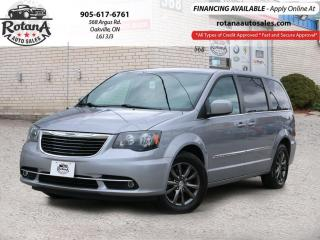 Used 2014 Chrysler Town & Country S PKG_ DVD_NAVI_REAR CAM_HEATED SEATS for sale in Oakville, ON