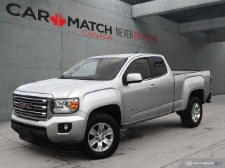 Used 2018 GMC Canyon SLE / *AUTO* / NO ACCIDENTS for sale in Cambridge, ON