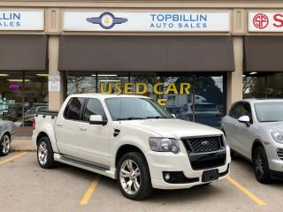 Used 2009 Ford Explorer Sport Trac Adrenalin, 1 OWNER, Clean CarFax for sale in Vaughan, ON