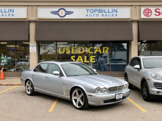Used 2007 Jaguar XJ XJR for sale in Vaughan, ON
