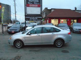 Used 2010 Ford Focus SE/ CERTIFIED / PWR GROUP / FUEL SAVER / MINT / for sale in Scarborough, ON
