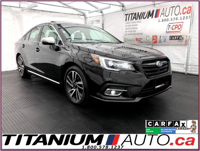 2018 Subaru Legacy Sport+EyeSight+Camera+BSM+Lane Assist+Radar Cruise
