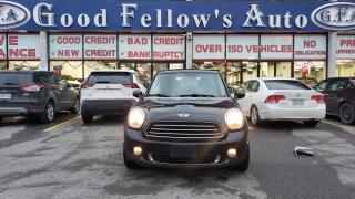 Used 2013 MINI Cooper Countryman SUNROOF, HEATED SEATS, LEATHER SEATS, BLUET for sale in Toronto, ON