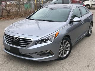 Used 2017 Hyundai Sonata Sport  Limited for sale in Brampton, ON