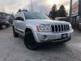 Photo of Silver 2006 Jeep Grand Cherokee