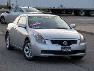 Used 2008 Nissan Altima LEATHER,HEATED-PWR SEATS,BOSE AUDIO,SUNROOF,ALLOYS for sale in Mississauga, ON