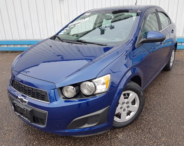 2014 Chevrolet Sonic LT *HEATED SEATS*