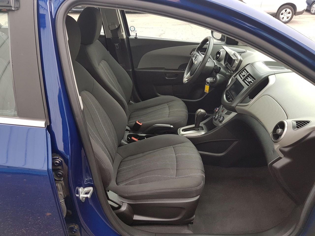 2014 Chevrolet Sonic