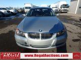 2008 BMW 3 SERIES 335XI 4D SEDAN AWD 3.0L
