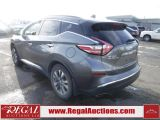 2016 Nissan Murano SV 4D Utility AWD 3.5L