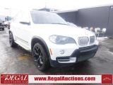 Photo of White 2009 BMW X5