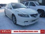 Photo of White 2004 Acura TSX