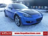 Photo of Blue 2004 Mazda RX-8 GT 2D COUPE