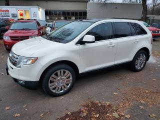 Used 2008 Ford Edge AWD - LOADED! NAVI, LEATHER, PANORAMIC ROOF for sale in Scarborough, ON