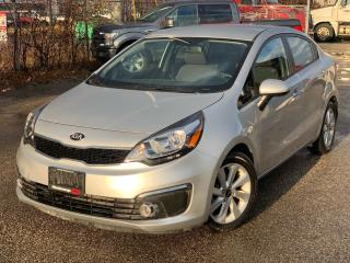 Used 2017 Kia Rio EX for sale in Brampton, ON