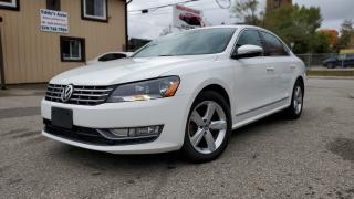 Used 2012 Volkswagen Passat 2.0 TDI DSG Comfortline for sale in Kitchener, ON