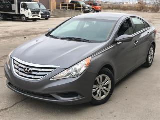 Used 2011 Hyundai Sonata GL for sale in Brampton, ON