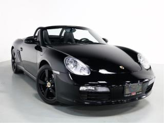 Used 2008 Porsche Boxster ROADSTER   6 SPEED   PIONEER SOUND SYSTEM for sale in Vaughan, ON