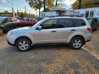 Used 2011 Subaru Forester AWD AUTO, X Convenience for sale in Scarborough, ON