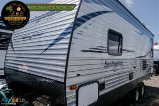 Used 2020 Keystone RV Springdale 202RD for sale in Guelph, ON