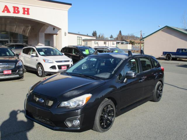 2012 Subaru Impreza LIMITED 5 DOOR AWD