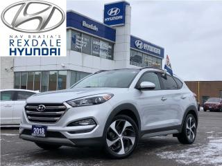 Used 2018 Hyundai Tucson 1.6T SE AWD for sale in Toronto, ON
