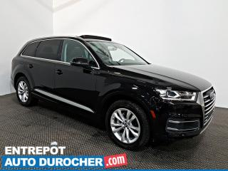 Used 2017 Audi Q7 3.0T Progressiv AWD NAVIGATION - TOIT OUVRANT - for sale in Laval, QC