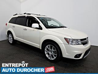 Used 2014 Dodge Journey R/T AWD NAVIGATION - Toit Ouvrant - A/C - Cuir for sale in Laval, QC