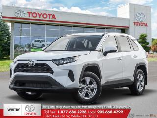 New 2019 Toyota RAV4 LE AWD LE for sale in Whitby, ON