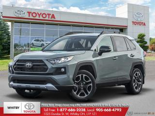 New 2020 Toyota RAV4 TRAIL AWD EB20 for sale in Whitby, ON