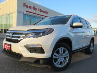Used 2017 Honda Pilot 4WD 4DR LX for sale in Brampton, ON
