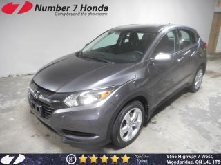 Used 2017 Honda HR-V LX| Backup Cam| All-Wheel Drive| Bluetooth| for sale in Woodbridge, ON