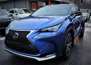 Used 2015 Lexus NX 200t AWD 4DR for sale in Richmond Hill, ON