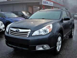 Used 2010 Subaru Outback 5dr Wgn Auto 3.6R w/Limited Pkg for sale in Richmond Hill, ON