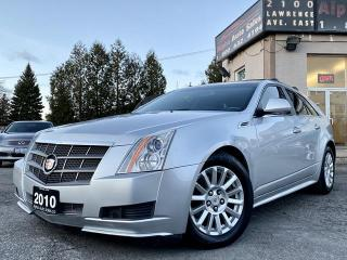 Used 2010 Cadillac CTS Wagon for sale in Scarborough, ON