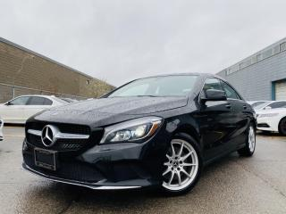 Used 2018 Mercedes-Benz CLA250  NAVIGATION SUN ROOF REAR VIEW CAMERA LEATHER & MUCH MORE! for sale in Brampton, ON