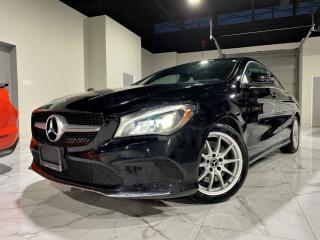 Used 2018 Mercedes-Benz CLA250  NAVIGATION SUN ROOF REAR VIEW MEMORY SEATS & MUCH MORE! for sale in Brampton, ON