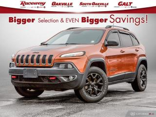 Used 2016 Jeep Cherokee for sale in Etobicoke, ON