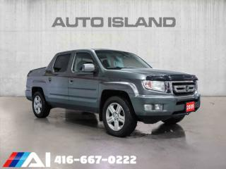 Used 2009 Honda Ridgeline 4WD LEATHER SUNROOF HEATED SEAT for sale in North York, ON