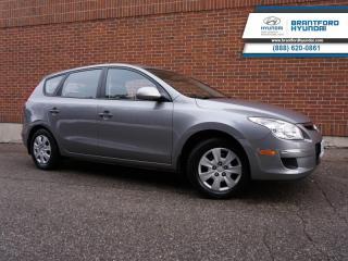 Used 2011 Hyundai Elantra Touring - $133 B/W - Low Mileage for sale in Brantford, ON
