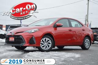 Used 2018 Toyota Corolla SE REAR CAM HTD SEATS ADAPTIVE CRUISE A/C LOADED for sale in Ottawa, ON