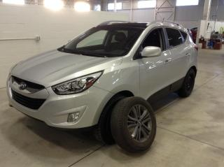 Used 2015 Hyundai Tucson GLS TOIT PANO JANTES for sale in Longueuil, QC