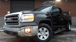 Used 2014 GMC Sierra 1500 SLE 4x4 IMPECCABLE,bas km,financement for sale in St-Henri-de-Levis, QC