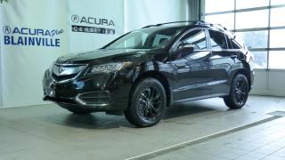 Used 2018 Acura RDX Tech ** BAS KILOMÉTRAGE ** for sale in Blainville, QC